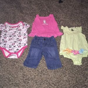 Other - Baby clothes 3 to 6 months